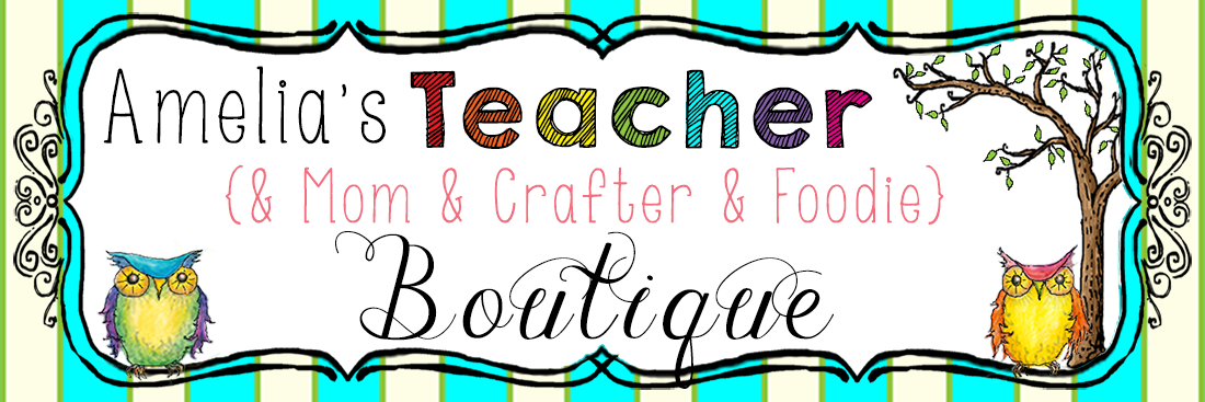 Amelia's Teacher Boutique