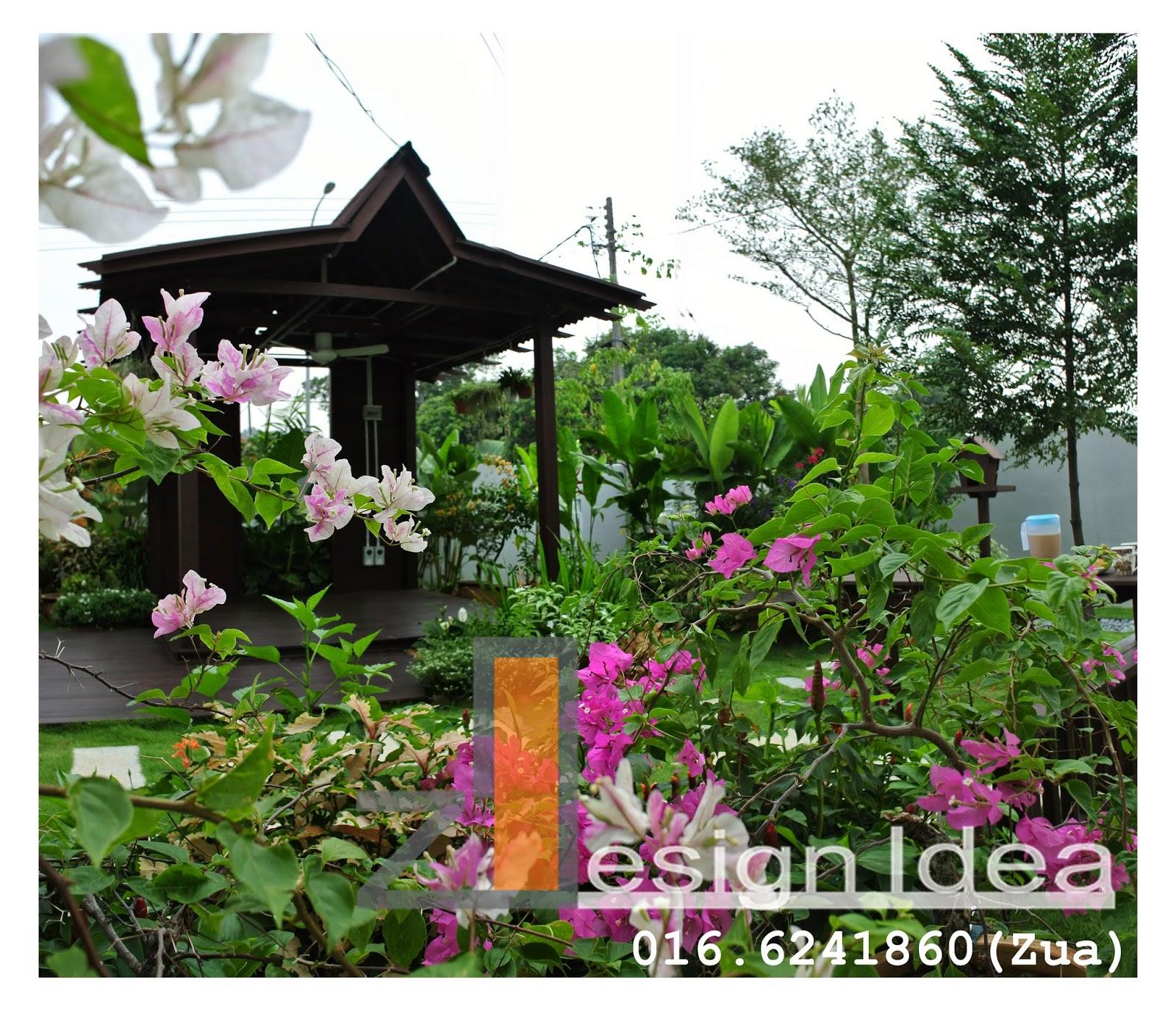 Tropical Outdoor Living Tropical Garden Bungalow House