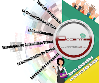 Cursos Disponibles Docentes 2.0