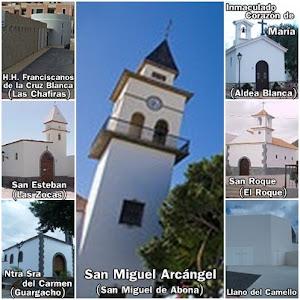 Web Parroquias de San Miguel