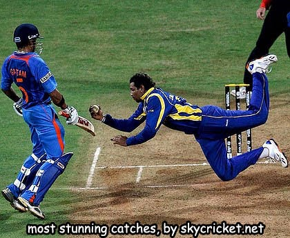 Top 10 catches in cricket