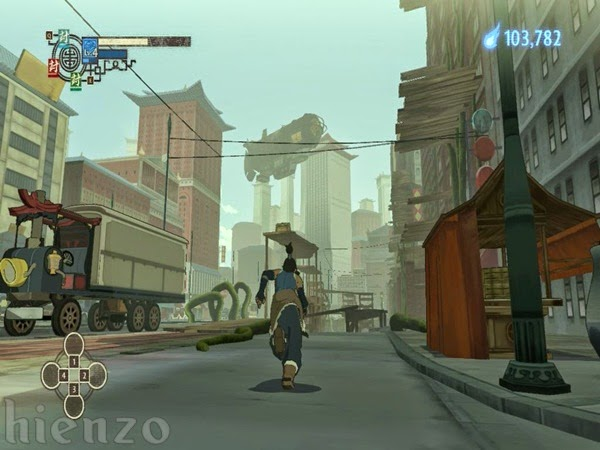 Avatar: The Legend of Korra Game (PC)