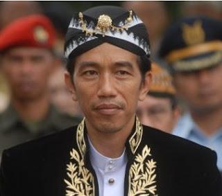 Jokowi adalah Satrio paningit
