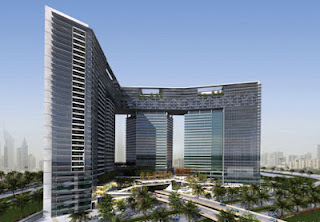 One Zaabeel development Sheikh Zayed road, Dubai