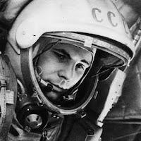 Gagarin, primer hombre en el espacio
