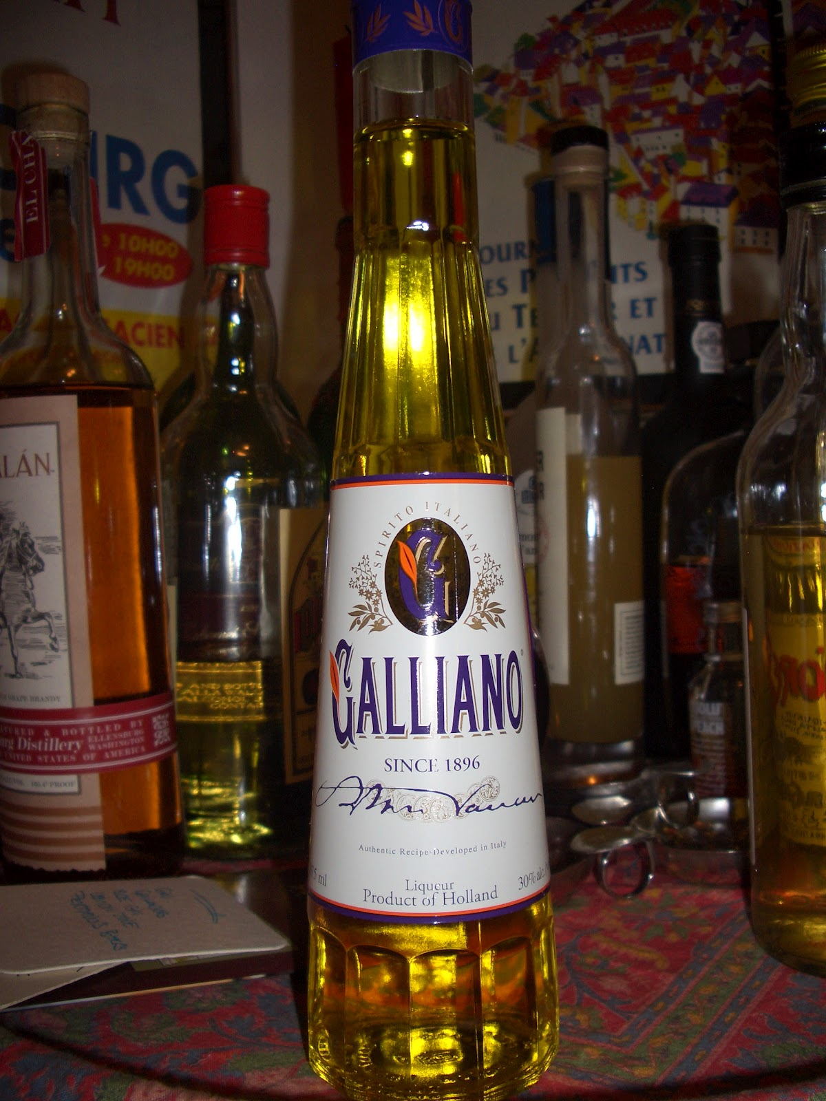 Galliano Drink