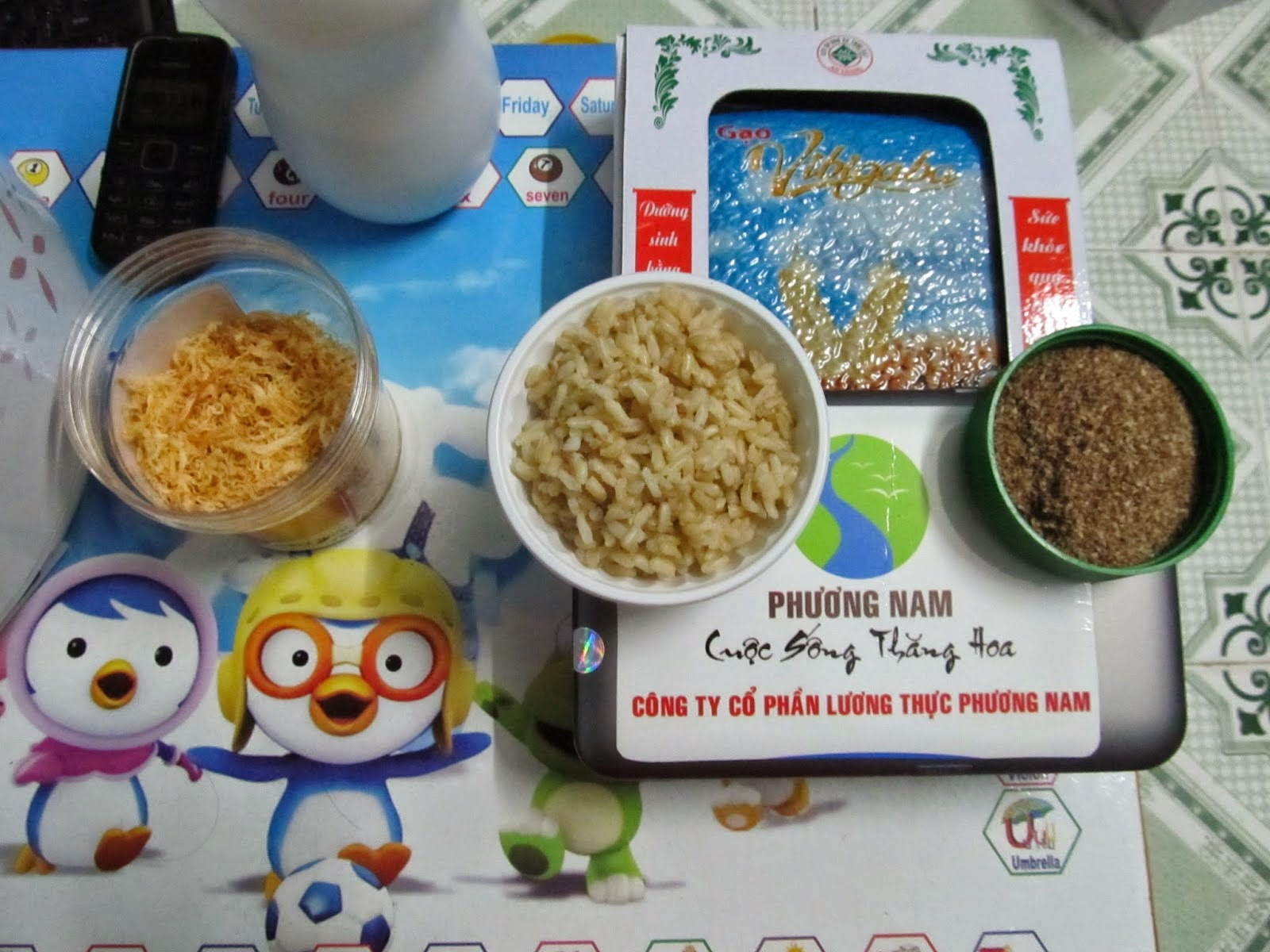 Tin vui cho người tiểu đường trong thời kỳ mang thai với gạo mầm vibigaba