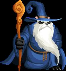 imagen del pandalf de monster legends