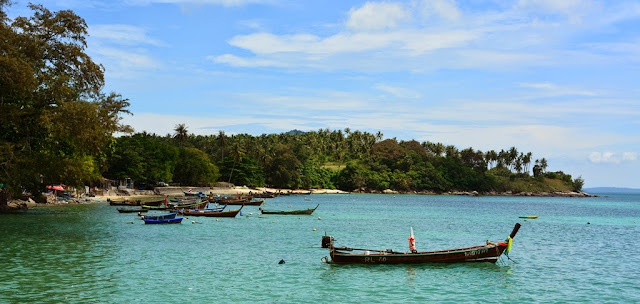 Rawai Beach Phuket ideal