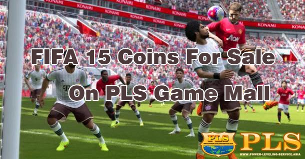 fifa 15 coins for sale