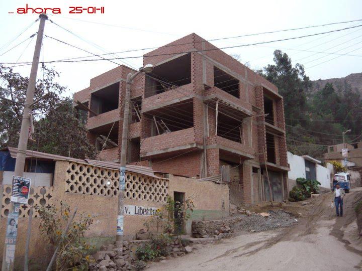 Arquitectura vivienda comercio chaclacayo peru for Programas de arquitectura 3d