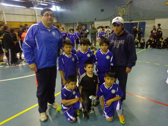 """Torneo de Futsal Infanto-Juvenil """"Alejandro Nain"""""""