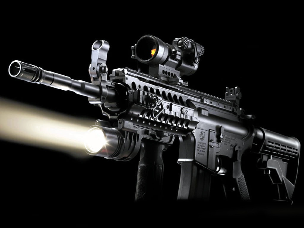 GUNS WALLPAPERS Posted 16th June 2012 By Vikramjit Singh