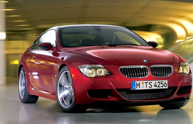 Foto Modifikasi Mobil BMW Red