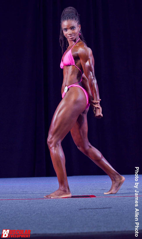 Carolyn Brinkley Female Muscle Bodybuilding Blog Texas Shredder Competiton