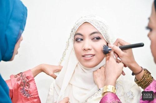 Gambar Husna Zahry Rafie | Isteri Ustaz Don Daniyal Yang Cantik | Wordless Wednesday #WW