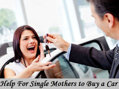 Help For Single Mothers to Buy a Car