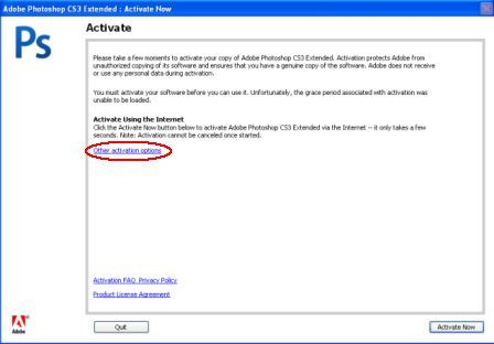 Adobe Photoshop Cs3 Serial Number Activation Code Free Download