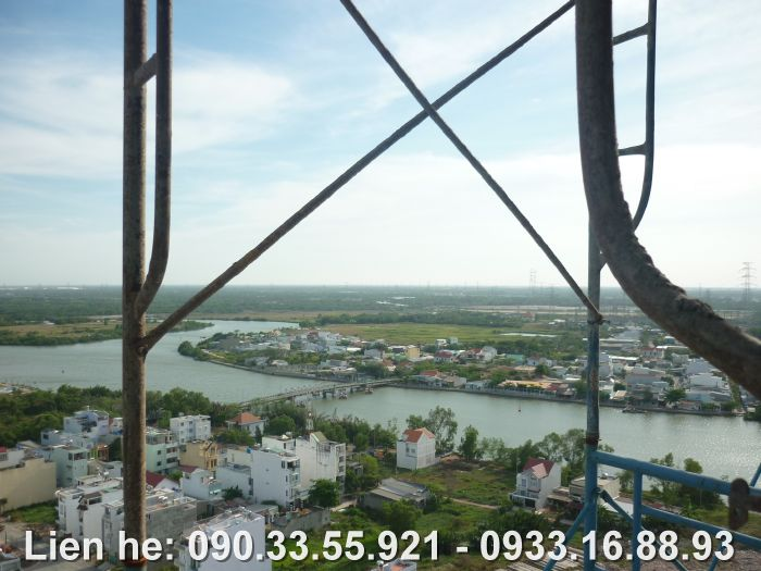 Bán gấp căn hộ Belleza Quận 7 view sông Phú Xuân