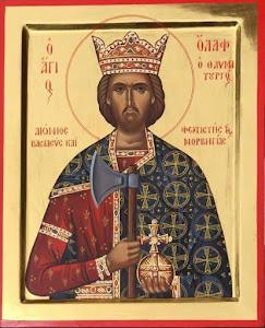 Hellige Olav II Haraldsson