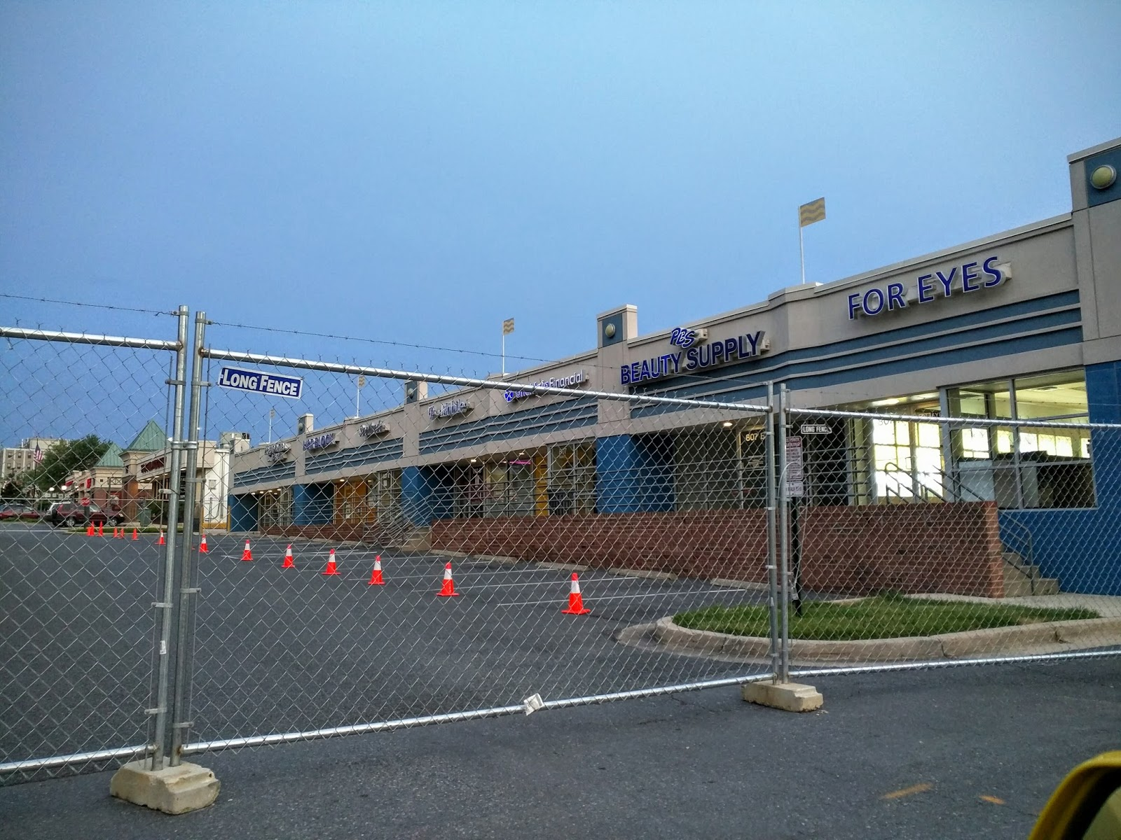 Rockville Nights Ourisman Dealership Addition Adds To