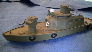vietnam area patrol boat