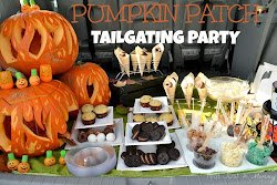 Pumpkin Patch Tailgating Party