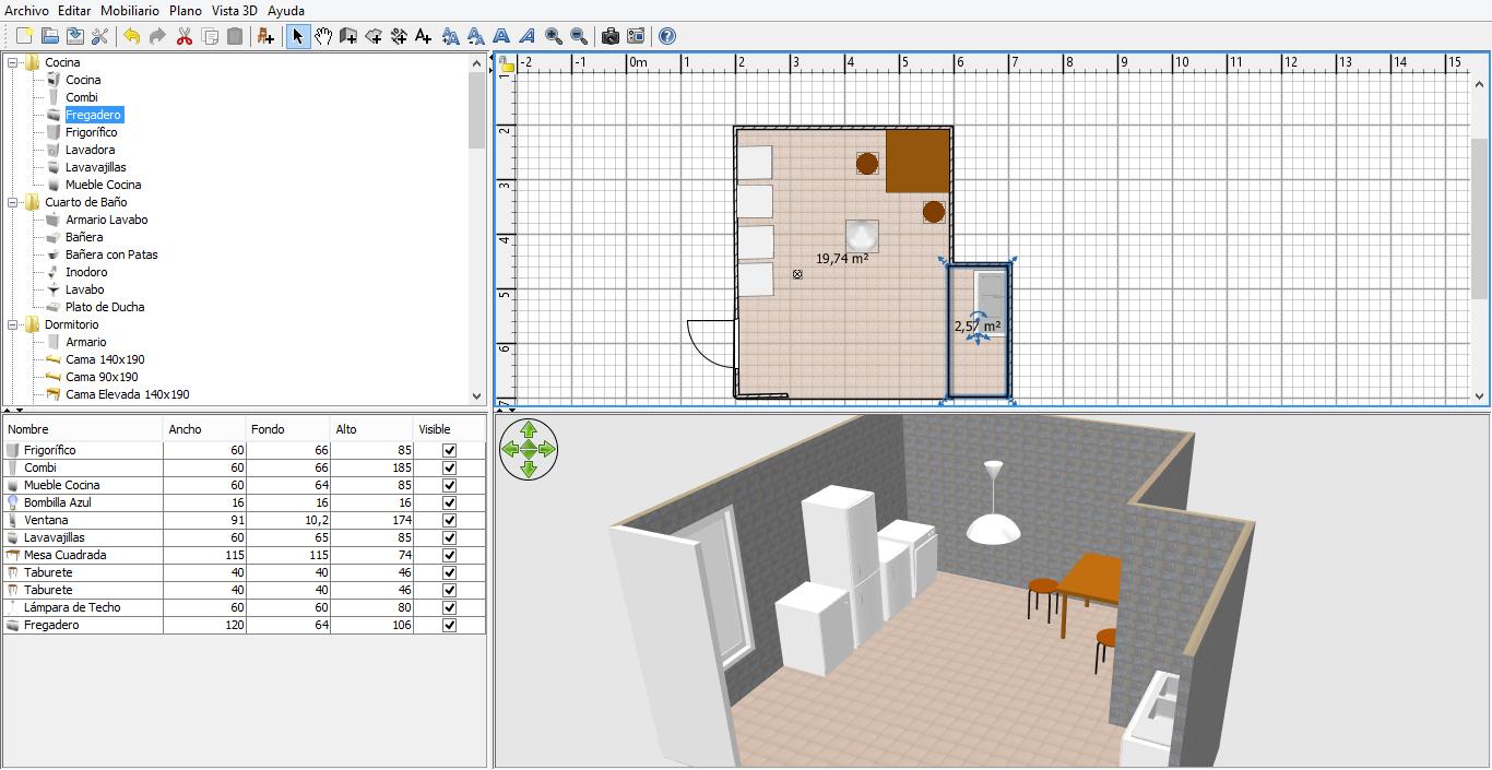 Vistoso Software De Diseño De Cocina Para Imac Festooning - Ideas de ...