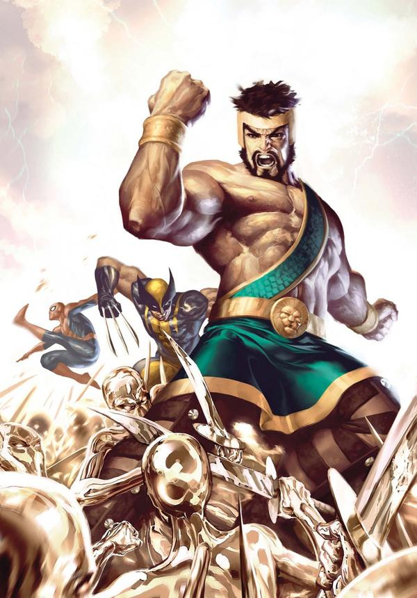 Hercules (Marvel Comics) Character Review