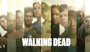 The Walking Dead 8T