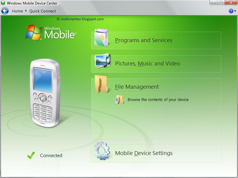 Windows and android free downloads activesync software for New windows software