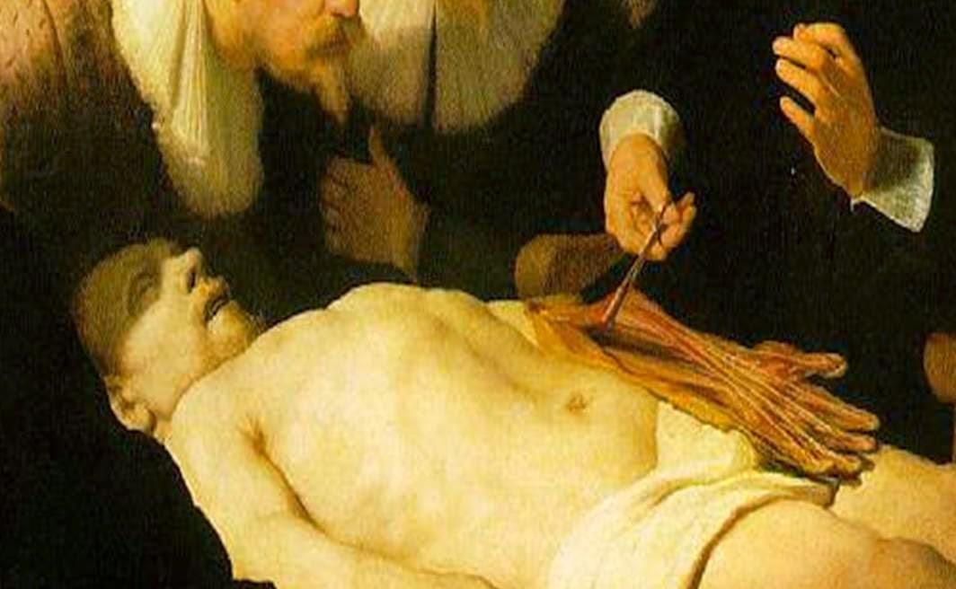 HISTORIA DEL ARTE : temas, imágenes y comentario: REMBRANDT. Lección ...