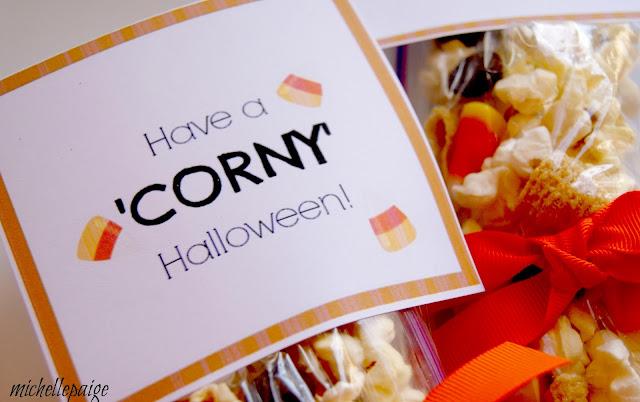 A Corny Halloween