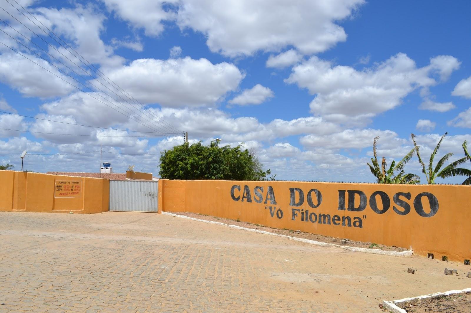 "Serra de Cuité: CASA DO IDOSO ""VÓ FILOMENA"" PARTICIPA DO BRINDE  #A26629 1600 1066"