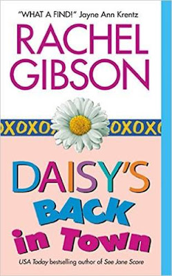 rechal gibson, daisy's back in town, book review