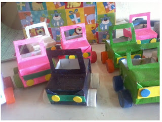 projeto brinquedos e brincadeiras carrinhos