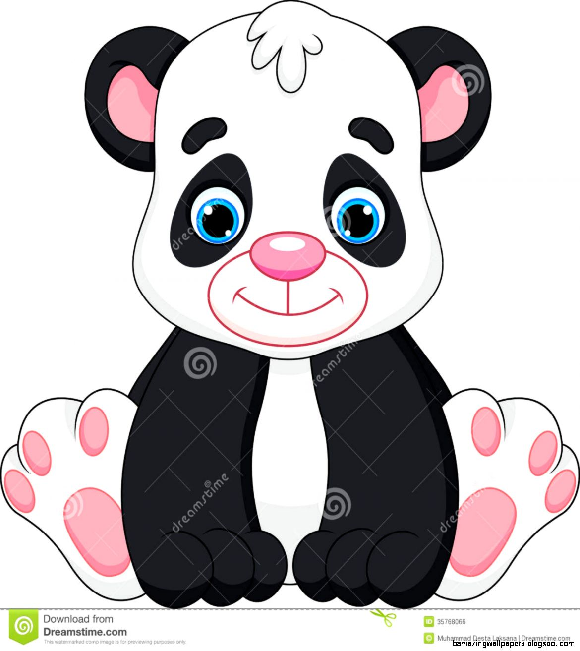 Cute Cartoon Baby Panda Hd Images 3 HD Wallpapers