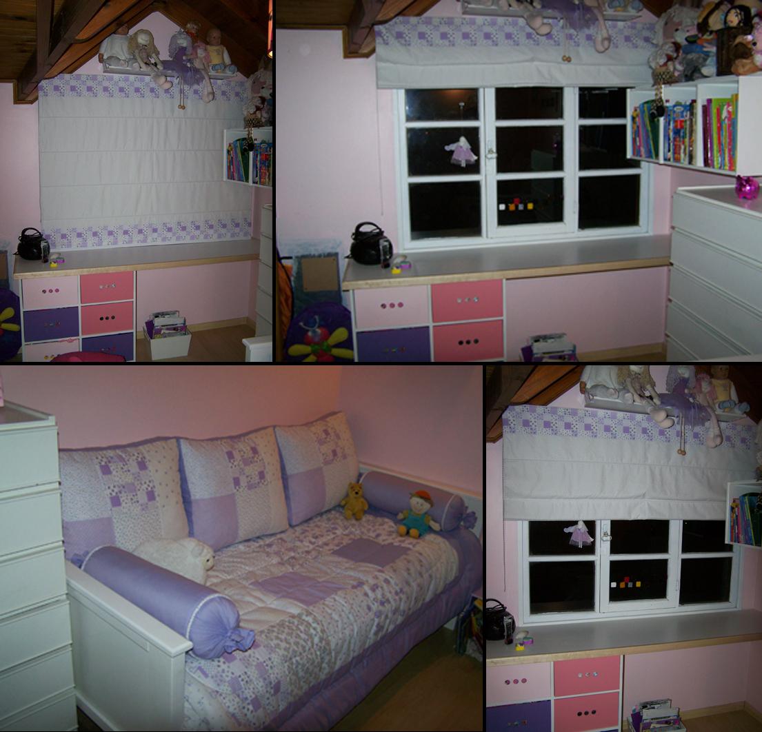 Cortinas mas tapiceria dormitorio infantil cortinas - Cortinas dormitorio infantil ...