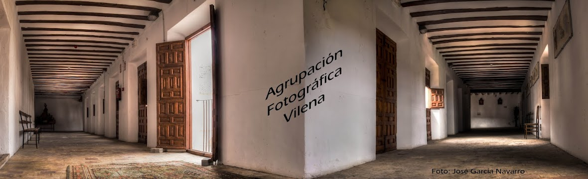 AGRUPACIÓN FOTOGRÁFICA VILLENA