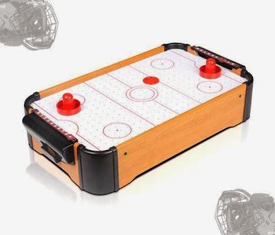 Mini Juego de Mesa Air Hockey