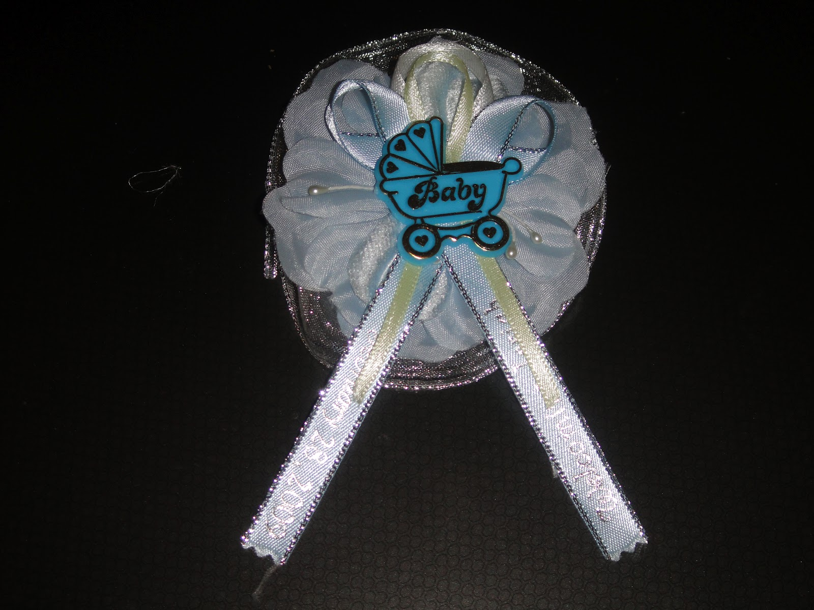 jesz creative designs event planning baby shower pins favors