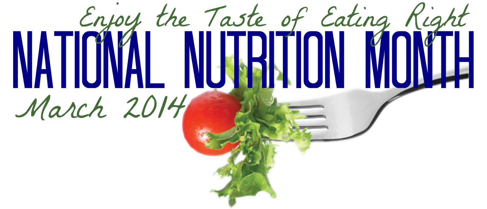 Real food for fuel national nutrition month spring What month is spring cleaning
