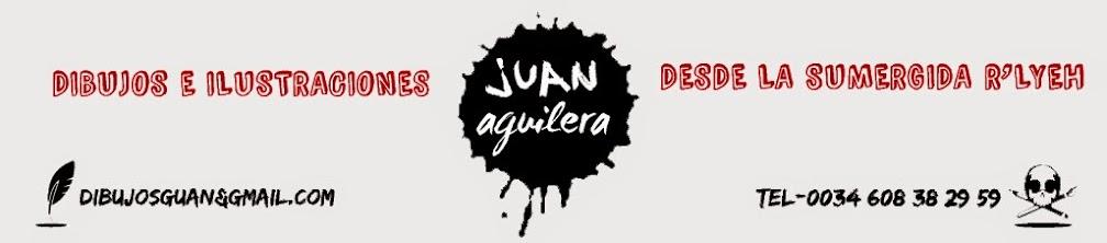 Juan Aguilera Galan Dibujo Ilustración