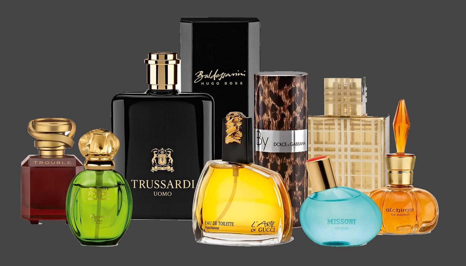 Perfumowe zakupy czyli sprzedawcy nie dali się oszukać :(