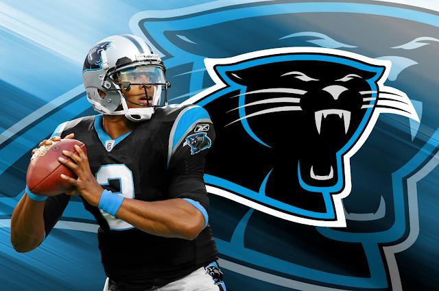 Nfl Wallpapers Cam Newton Carolina Panthers