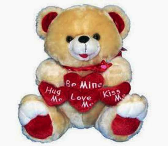 Be Mine Hug Kiss Teddy Day Images Photo Download