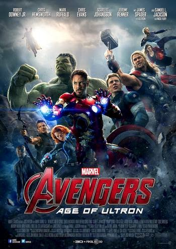 Recent Movie CAM Rip Avengers: Age of Ultron (2015)