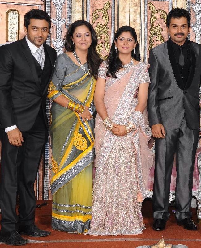Suriya's Family Secrets