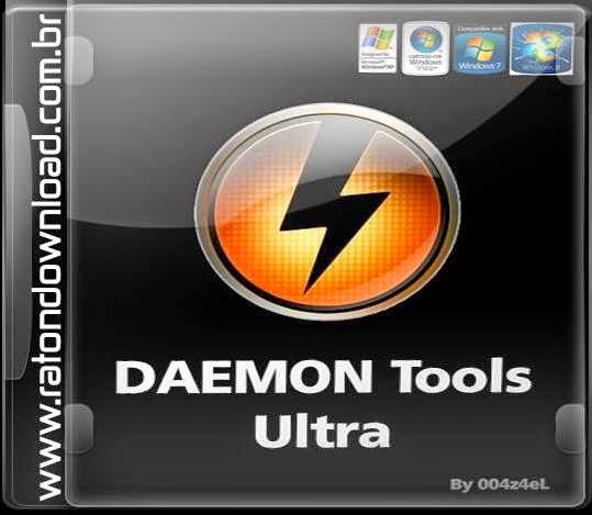daemon tools ultra 5 full
