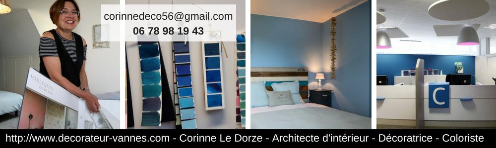 Corinne LE DORZE décoratrice architecte d'intérieur [corinnedeco56@gmail.com] VANNES MORBIHAN 56